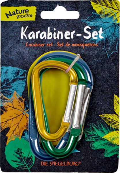 Karabiner Set Nature Zoom