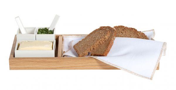 Brot, Butter und Salz