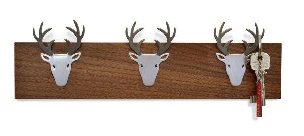 Deer Hook Schlüsselbrett