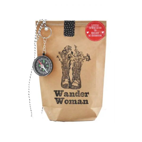 "Wanderertüte ""Wander Woman"""