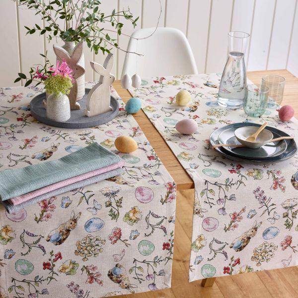 Tischläufer Easter Garden