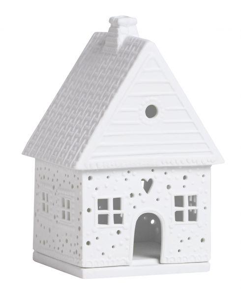 Mini Lichthaus Lebkuchenhaus klein
