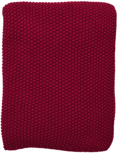 Strickplaid Knit