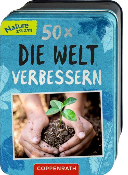 50 x Die Welt verbessern Nature Zoom