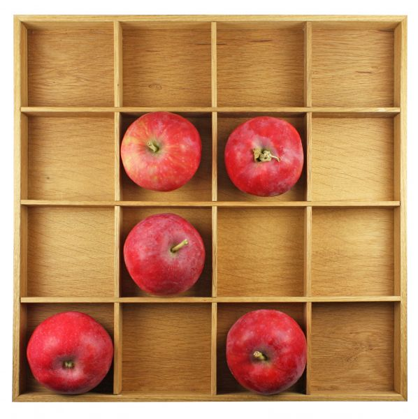 Apfelkasten