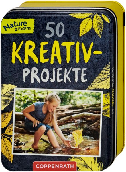 50 Kreativ Projekte Nature Zoom