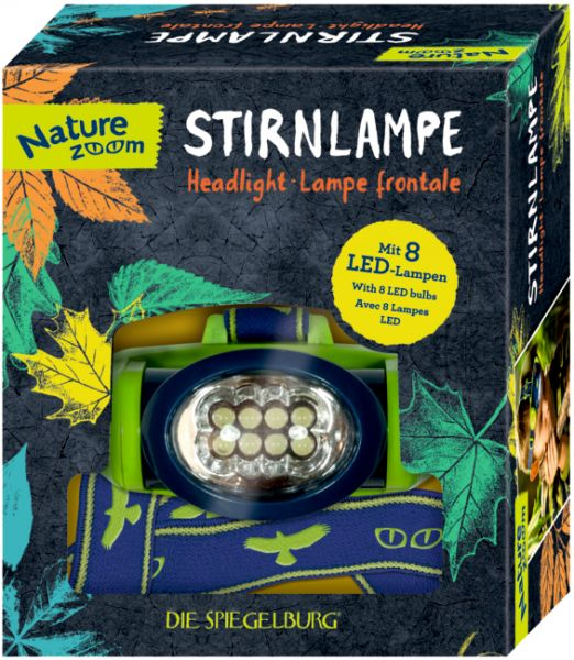 Stirnlampe Nature Zoom