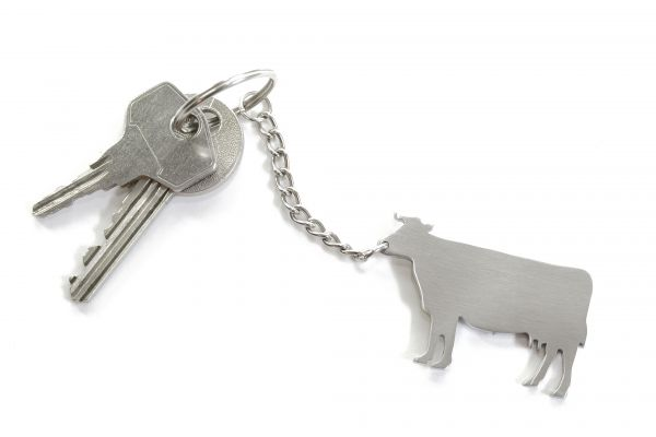 Key chain Cow