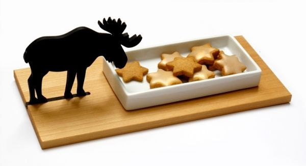Cookie Bowl Moose