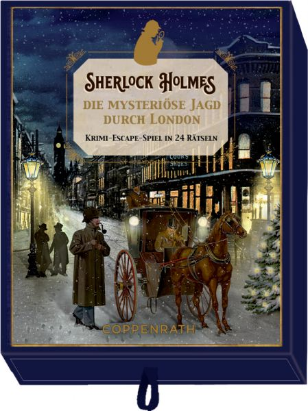 Sherlock Holmes - Escape Spiel