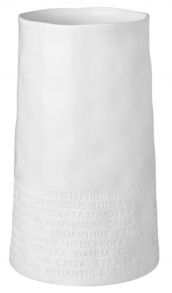 Raumpoesie Vase breit