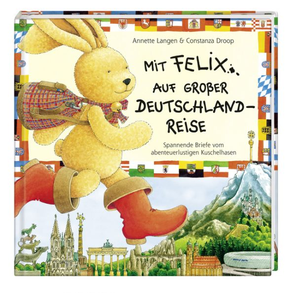 Felix auf großer Deutschlandreise