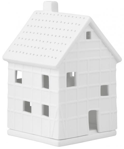 Mini Lichthaus Fachwerk klein