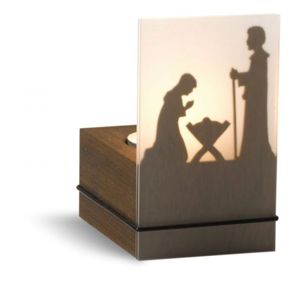 Schattenspiel Maria & Josef