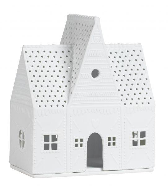 Mini Lichthaus Lebkuchenhaus