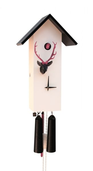 "Cuckoo Clock ""Simple Line"""