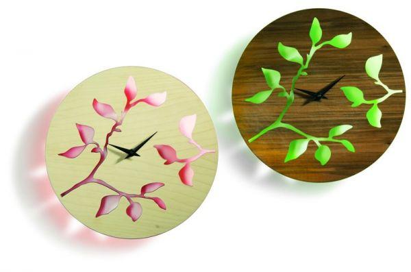 Designer - Uhr Wanduhr Bright Times