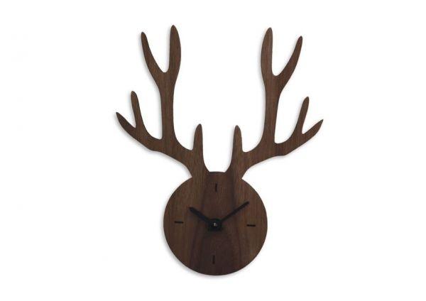 "Wanduhr ""My Deer"""