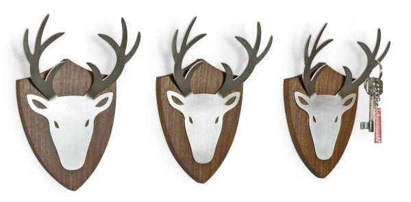 Deer Hook Deluxe Kleiderhaken