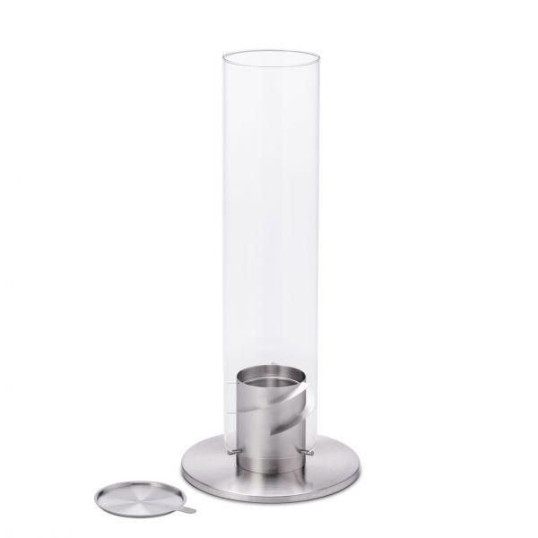 SPIN Bioethanol Windlicht - Tischfeuer - Gartenfackel