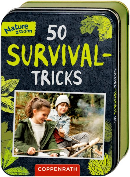 50 Survival Tricks Nature Zoom