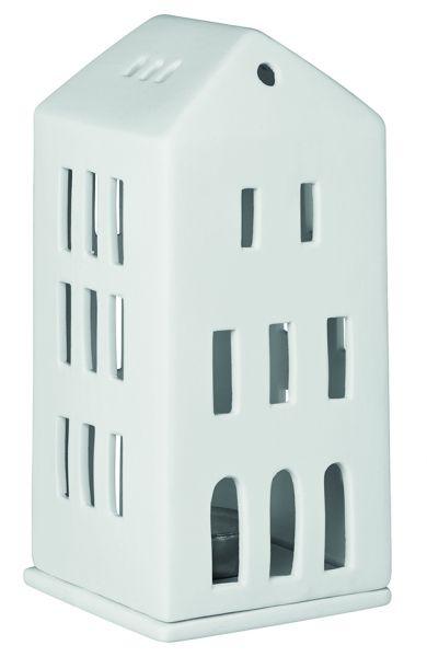 Mini Lichthaus Walmdach
